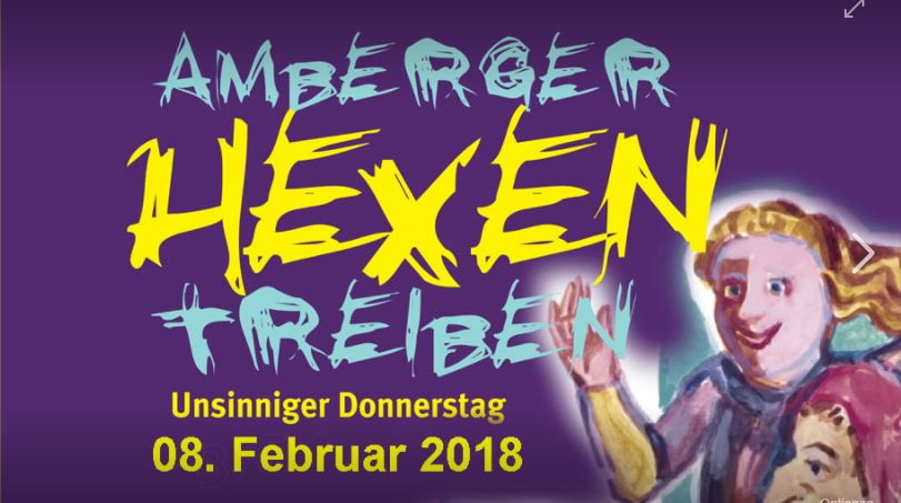 Hexennacht 8. Februar 17-23 Uhr