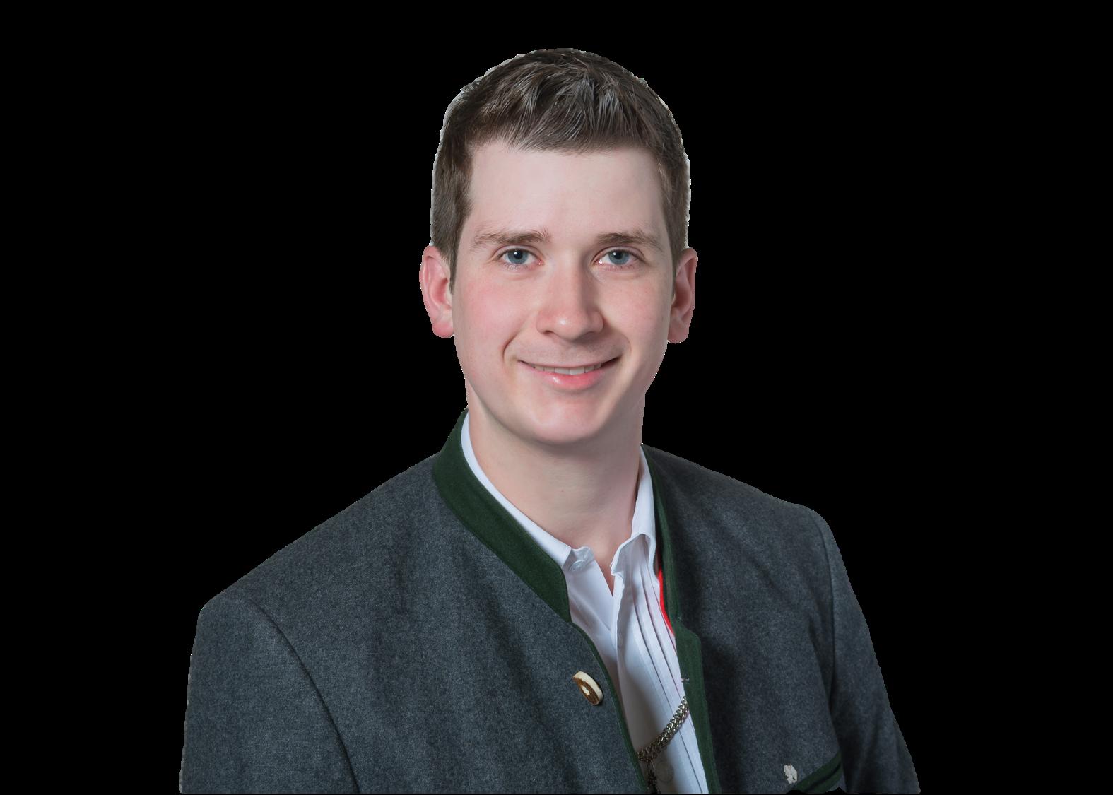 Ortsvorsitzender Peter Hampp